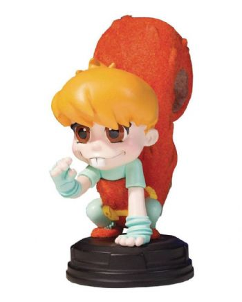Gentle Giant Marvel Comics Animated Squirrel Girl Mini Statue 11cms - Special Offer - Pre-Order
